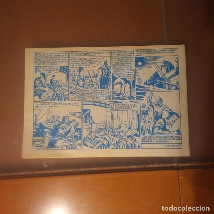 Tebeos: CAPITAN TRUENO. EL CAUTIVO DE LA FORTALEZA - Foto 7 - 187451668