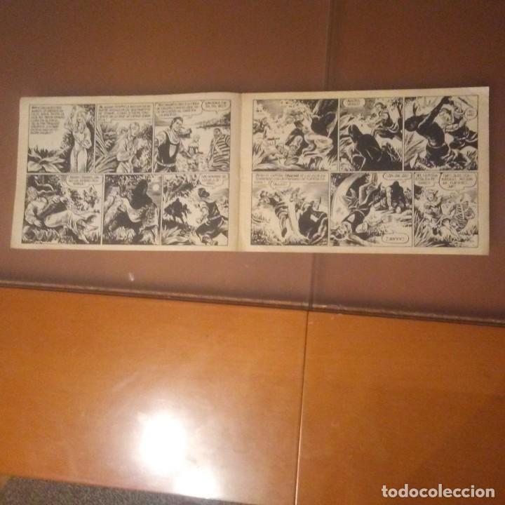 Tebeos: CAPITAN TRUENO.CUATRO CONTRA TODOS. - Foto 3 - 187452293