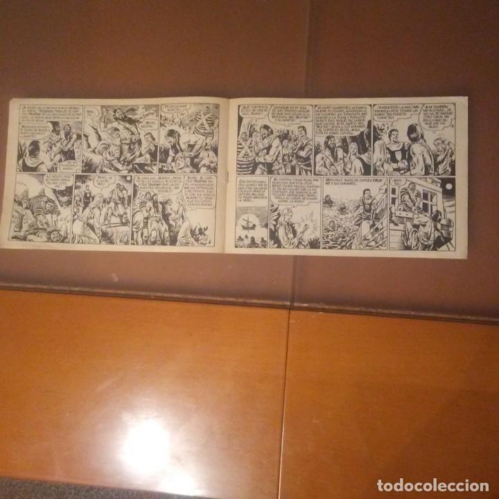 Tebeos: CAPITAN TRUENO.CUATRO CONTRA TODOS. - Foto 4 - 187452293