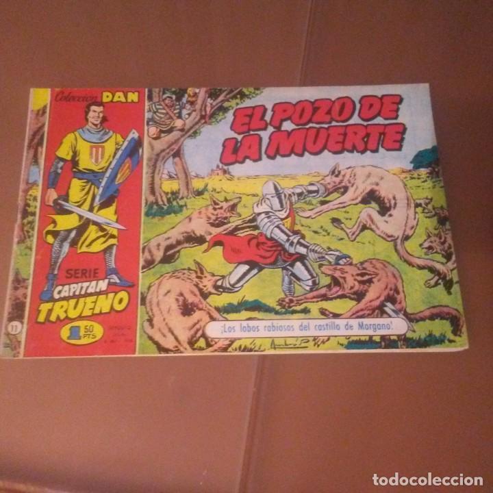 CAPITAN TRUENO. EL POZO DE LA MUERTE.. (Tebeos y Comics - Bruguera - Capitán Trueno)