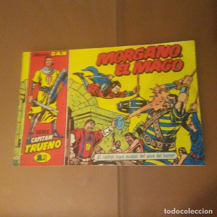 CAPITAN TRUENO. MORGANO EL MAGO (Tebeos y Comics - Bruguera - Capitán Trueno)
