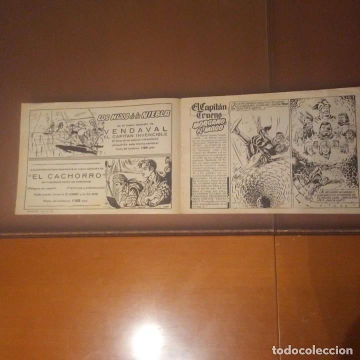 Tebeos: CAPITAN TRUENO. MORGANO EL MAGO - Foto 2 - 187452992