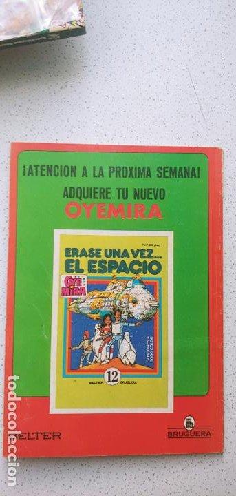 Tebeos: Oye Mira nº 11 Mortadelo y sus amigos Belter Bruguera - Foto 11 - 187460896