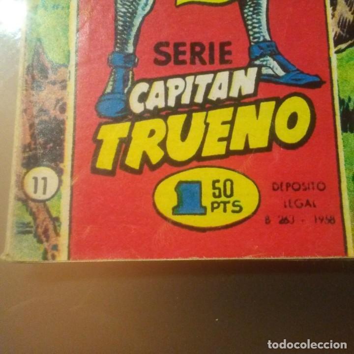 Tebeos: CAPITAN TRUENO. EL POZO DE LA MUERTE.. - Foto 8 - 187452670