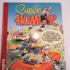 Tebeos: SUPER HUMOR NUM 30 - EDICIONES B - PRIMERA EDICION 1998. Lote 203966460
