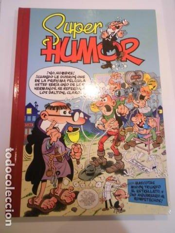 SUPER HUMOR NUM 38 - EDICIONES B - PRIMERA EDICION 2003 (Tebeos y Comics - Bruguera - Super Humor)