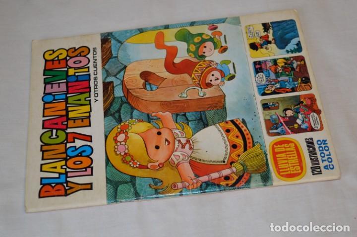 Tebeos: Lote de 3 COMIC / CUENTOS - Bruguera / LLUVIA DE ESTRELLAS - Año 1973 - Núm. 11, 14 y 18 ¡Mira! - Foto 2 - 187582256