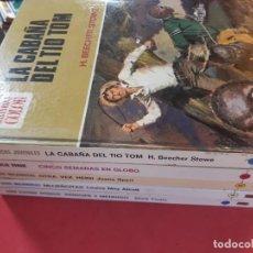 Tebeos: HISTORIAS COLOR 5 TOMOS CON EL Nº 1 Y OTRA VEZ HEIDI ILUSTRACIONES DE PURITA CAMPOS ( D.E.P). Lote 187889990