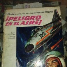 Tebeos: MICHEL TANGUY: PELIGRO EN EL AIRE (BRUGUERA, 1969) DE CHARLIER Y UDERZO. TAPA DURA. Lote 188105623