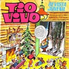 Livros de Banda Desenhada: TÍO VIVO- ALMANAQUE PARA 1968-CORRECTO-GRAN OPORTUNIDAD-LAS SERIES DE UNA GRAN REVISTA-LEAN-2560. Lote 188509227