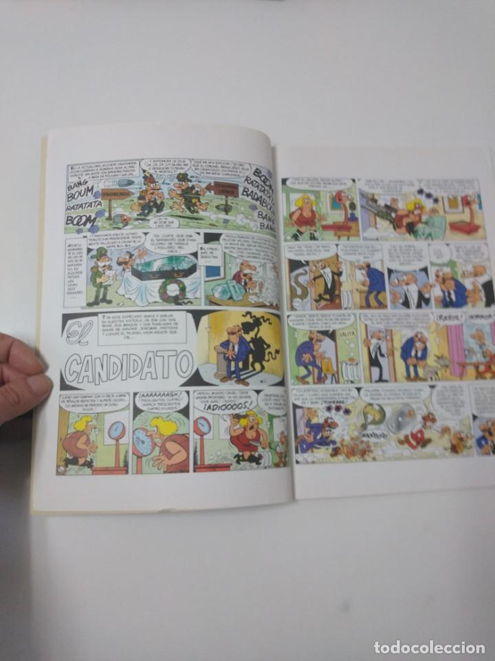 Tebeos: Mortadelo y Filemón número 9 Colección Olé año 2000 tercera edición - Foto 4 - 188570042