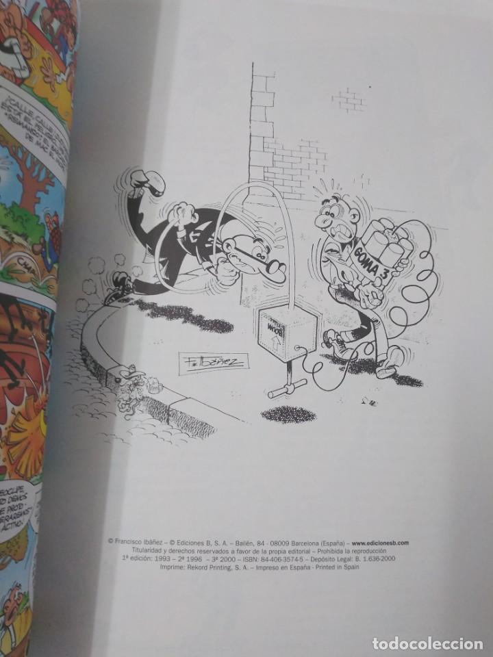 Tebeos: Mortadelo y Filemón número 9 Colección Olé año 2000 tercera edición - Foto 5 - 188570042