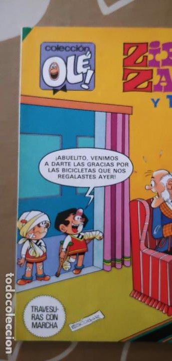 Tebeos: Colección Olé nº 281 Zipi y Zape y Toby por Escobar Bruguera 1ª edición 1983 - Foto 2 - 188594356