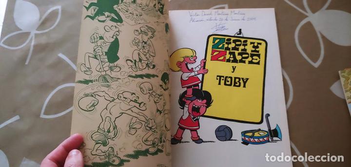 Tebeos: Colección Olé nº 281 Zipi y Zape y Toby por Escobar Bruguera 1ª edición 1983 - Foto 7 - 188594356