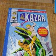 Livros de Banda Desenhada: KAZAR Nº 6 EDITORIAL BRUGUERA. Lote 188681992