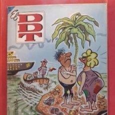 Tebeos: EL DDT Nº 699 BRUGUERA EXCELENTE ESTADO. Lote 188736797