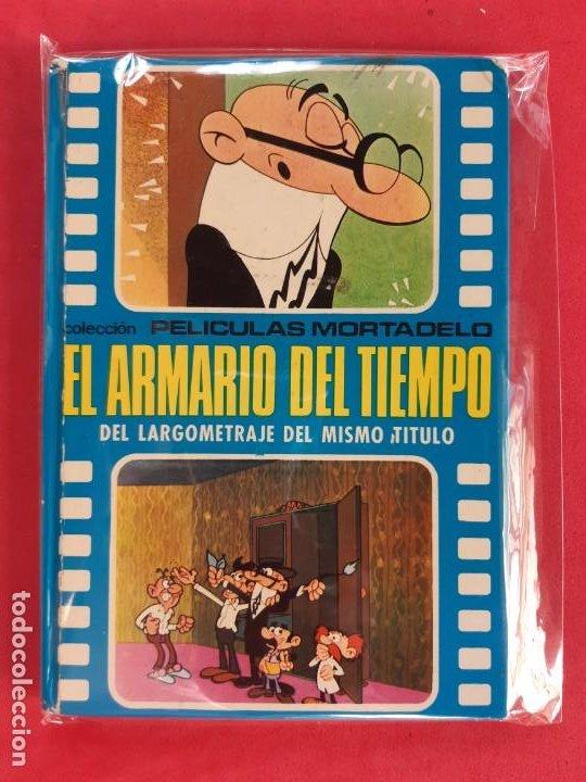 PELICULAS MORTADELO Nº 1 EL ARMARIO DEL TIEMPO BRUGUERA 1973 (Tebeos y Comics - Bruguera - Mortadelo)