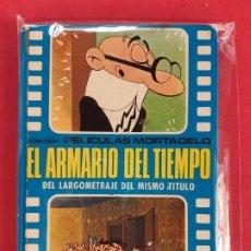 Tebeos: PELICULAS MORTADELO Nº 1 EL ARMARIO DEL TIEMPO BRUGUERA 1973. Lote 188795177