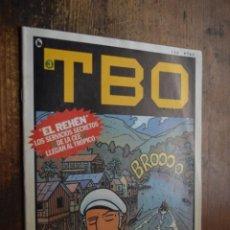 Tebeos: T B O Nº 3, BRUGUERA, 1986. Lote 188865491