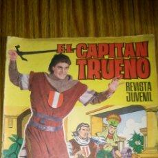 Tebeos: EL CAPITÁN TRUENO, ALBUM GIGANTE, 44, LA ARGUCIA DE TALINGOH.. Lote 189089856