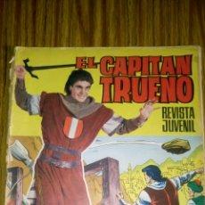 Tebeos: EL CAPITÁN TRUENO, ALBUM GIGANTE, 45, LAS CATAPULTAS.. Lote 189090063