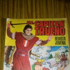Tebeos: EL CAPITÁN TRUENO, ALBUM GIGANTE, 49, LA ASTUCIA DE HARALD.. Lote 189090263