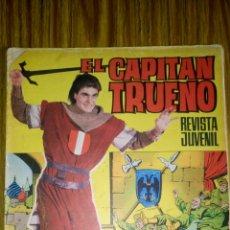 Tebeos: EL CAPITÁN TRUENO, ALBUM GIGANTE, 53, LA FURIA DE NICASIO.. Lote 189090438