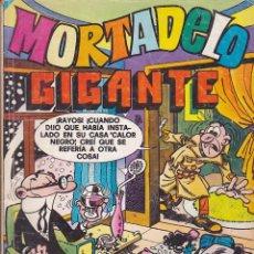 Tebeos: COMIC COLECCION MORTADELO GIGANTE Nº 14. Lote 189102415