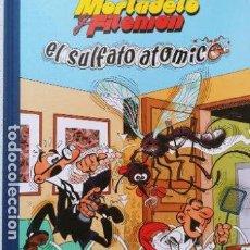Tebeos: MORTADELO Y FILEMÓN EDICIÓN COLECCIONISTA EL SULFATO ATÓMICO 2003 EDICIONES B TAPA DURA NUEVO. Lote 189202143