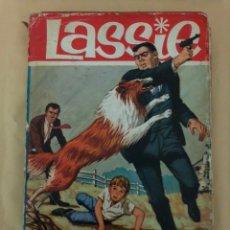 """Tebeos: LASSIE, """"EL ARMA SECRETA"""" (CÓMIC, LIBRO). Lote 189203888"""