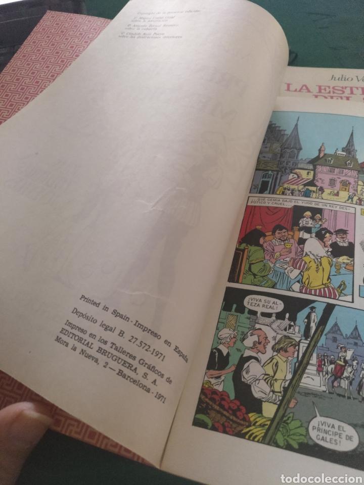 Tebeos: Joyas literarias juveniles bruguera 32 mosaico 1971 - Foto 2 - 189208448