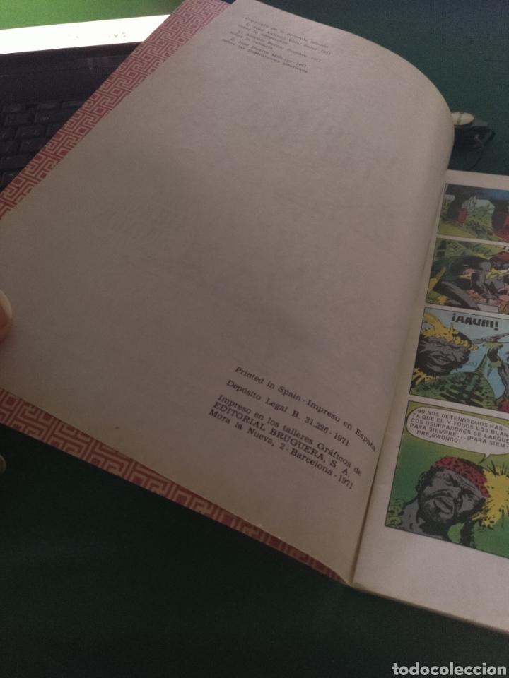 Tebeos: Joyas literarias juveniles bruguera 33, 1971 mosaico - Foto 2 - 189208601