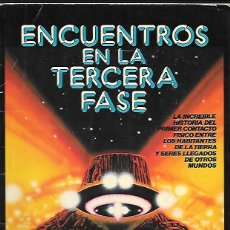 Tebeos: ENCUENTROS EN LA TERCERA FASE CONTACTO. Lote 189276108