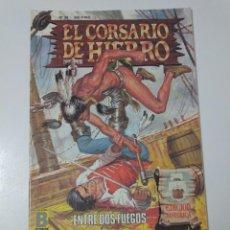 Tebeos: EL CORSARIO DE HIERRO NÚMERO 28 EDICIÓN HISTÓRICA 1988. Lote 189295665