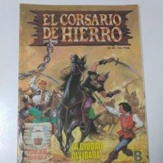 Tebeos: EL CORSARIO DE HIERRO NÚMERO 52 EDICIÓN HISTÓRICA 1989. Lote 189296812