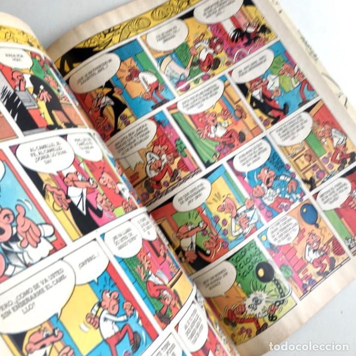Tebeos: Revista de cómics MORTADELO, colección OLÉ, nº 191, con ROMPETECHOS, Bruguera, 2ª edición, año 1982 - Foto 4 - 189306157