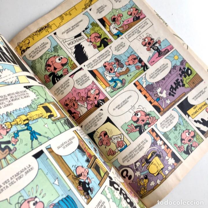 Tebeos: Revista de cómics MORTADELO, colección OLÉ, nº 191, con ROMPETECHOS, Bruguera, 2ª edición, año 1982 - Foto 5 - 189306157