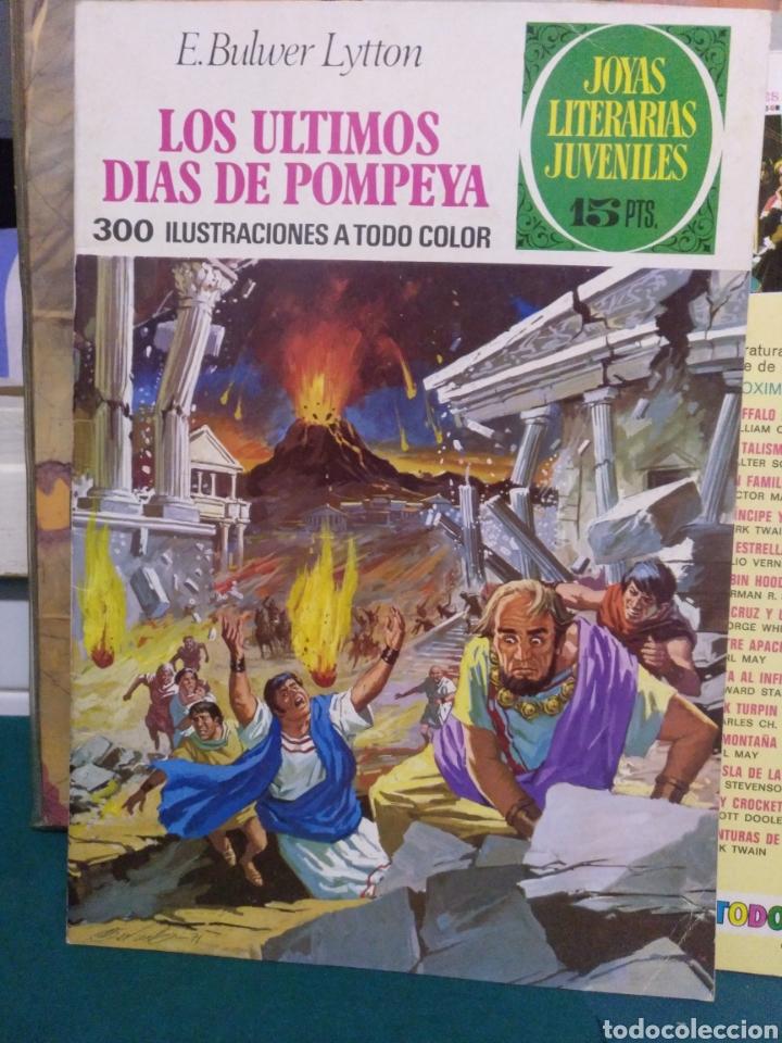 JOYAS LITERARIAS JUVENILES BRUGUERA 25, 1971 MOSAICO (Tebeos y Comics - Bruguera - Joyas Literarias)