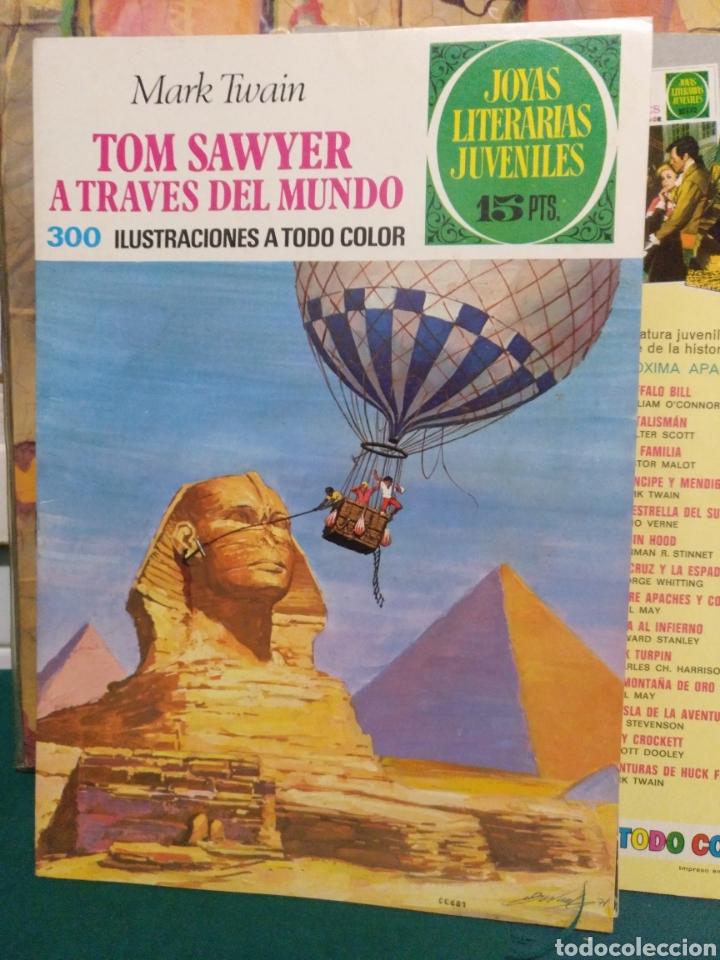 JOYAS LITERARIAS JUVENILES BRUGUERA 24, 1971 MOSAICO (Tebeos y Comics - Bruguera - Joyas Literarias)