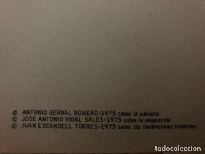 Tebeos: DAVY CROCKETT y DE LOS APENINOS A LOS ANDES (cómic, libro) - Foto 4 - 189317616