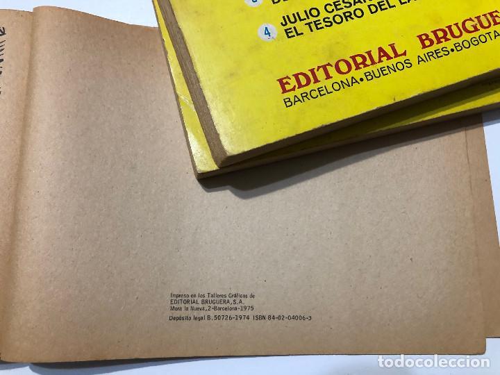 Tebeos: DAVY CROCKETT y DE LOS APENINOS A LOS ANDES (cómic, libro) - Foto 5 - 189317616