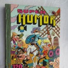 Tebeos: SUPER HUMOR - PEPE GOTERA Y OTILIO - 3ª ED. 1981. . Lote 189380978