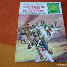 Livros de Banda Desenhada: JOYAS LITERARIAS JUVENILES Nº 15 AVENTURAS DE UN SOLDADO DE NAPOLEON 15 PTS 1971 1ª EDICION BRUGUERA. Lote 189391535