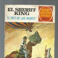 Tebeos: EL SHERIFF KING: EL REY DE LAS NUBES, 1973, BRUGUERA, PRIMERA EDICIÓN. Lote 189408623