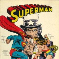 Tebeos: SUPERMAN ÁLBUM - EDITORIAL BRUGUERA / NUMERO 4. Lote 189412835
