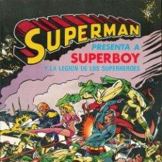 Tebeos: SUPERMAN ÁLBUM - EDITORIAL BRUGUERA / NUMERO 5. Lote 189413003