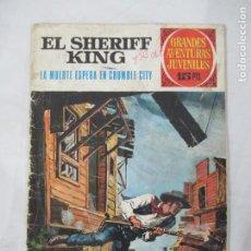 Tebeos: EL SHERIFF KING Nº 16 - LEER DESCRIPCIÓN. Lote 189429025