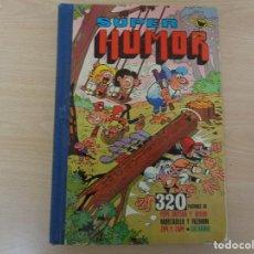 Tebeos: SUPER HUMOR VOLUMEN X. EDITA BRUGUERA.1981. Lote 189501220