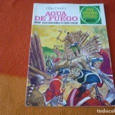 Tebeos: JOYAS LITERARIAS JUVENILES Nº 51 AGUA DE FUEGO 15 PTS 1972 ¡BUEN ESTADO!. Lote 189505873