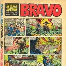 Tebeos: BRAVO - REVISTA JUVENIL- Nº 31 -AQUILES TALÓN-DOC FORAN-MICHEL TANGUY-BLUEBERRY-1968-CASI BUENO-2658. Lote 189759322